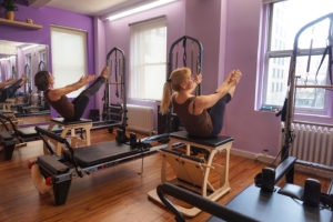 pilates in nyc