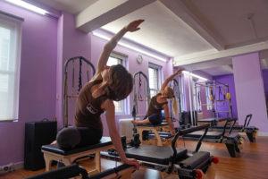 equipment pilates