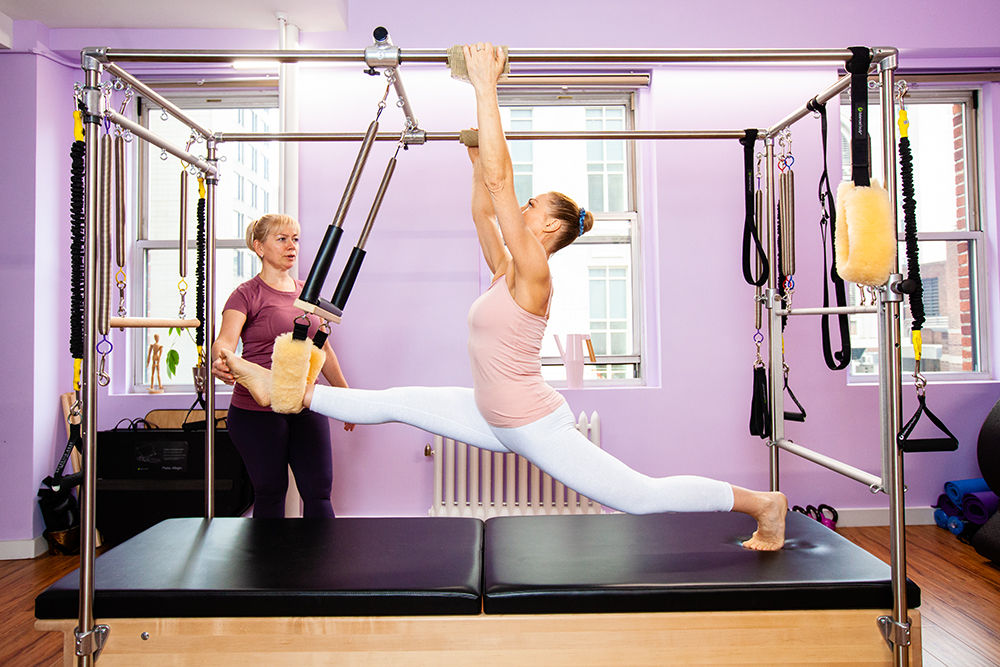 pilates reformer upper east side