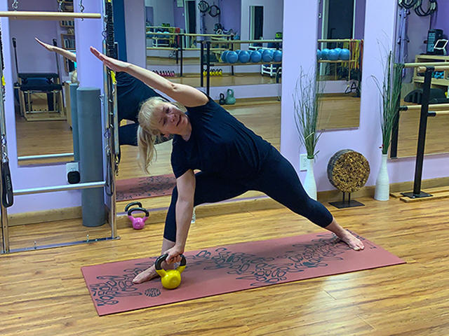 pilates online zoom new york