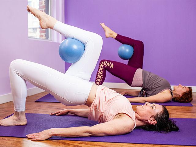 pilates online zoom